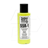 Poorboy's World SSR 1 Light Abrasive Swirl Remover tester
