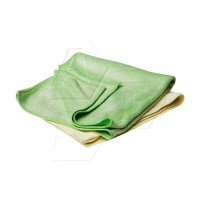 Flexipads - YELLOW & GREEN Buffing Towels 2 szt.