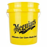Meguiar's Wiadro Wash Bucket Yellow