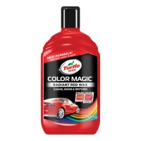 Turtle Wax Color Magic Czerwony