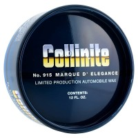 Collinite 915 Marque D 'Elegance Carnauba Paste Wax 355 g