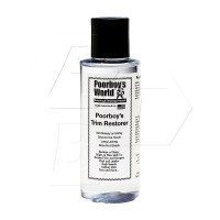 Poorboy's World Trim Restorer tester