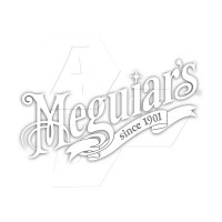 Meguiar's - Naklejka Sticker White