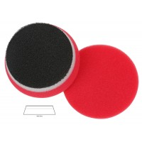 "Lake Country HDO Red Waxing Pad 3,5"" ~ 90 mm"
