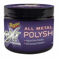 Meguiar's NXT All Metal Polish