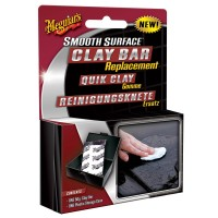 Meguiar's Smooth Surface Clay Bar Replacement
