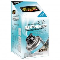Meguiar's Air Re-fresher - New Car