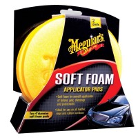 Meguiar's Soft Foam Applicator Pad (2-pack)