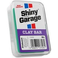 Shiny Garage Clay Bar Glinka 100g NEW