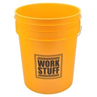 Work Stuff Wiadro Detailing Bucket Wash Yellow