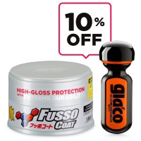 Soft99 Protection Time - New Fusso Coat 12 Months Wax Light+ Ultra Glaco