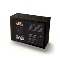 ADBL One Shot Tire Pad Mega Pack - Aplikator do opon 10 szt.
