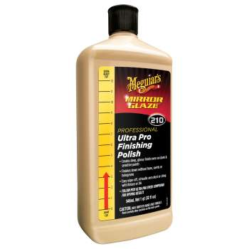 Meguiar's Mirror Glaze 210 Ultra Pro Finishing Polish 946ml