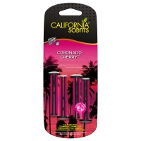 California Scents Sticks - Coronado Cherry - Patyczki do nawiewu 4 szt