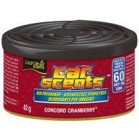 California Scents - Car Scents - Concord Cranberry - Puszka zapachowa